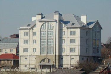 г.Воронеж-ул.Рылеева-год-постройки-2007