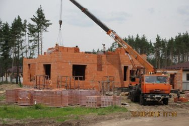 Керамоблок. Строительство жилого дома